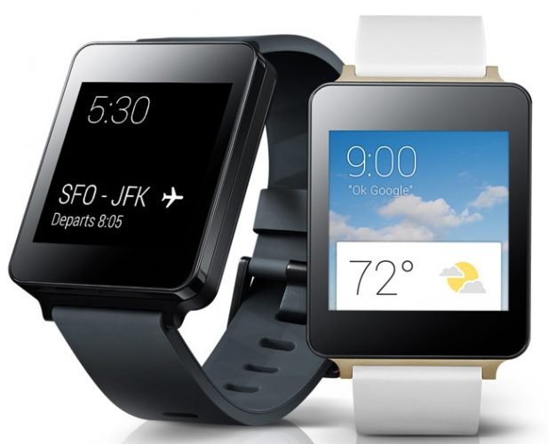 Lg G watch - review in romana